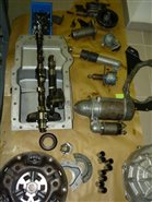 kontrola motora